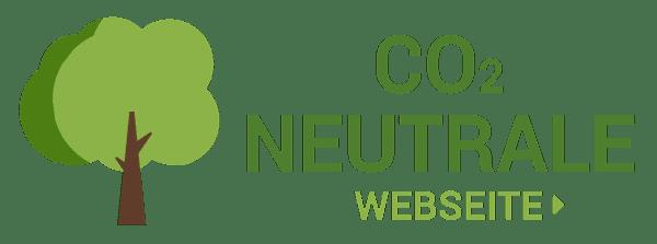 Diese Webseite ist CO2 Neutral gehostet