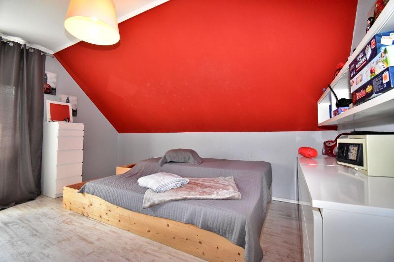 Zimmer 4 im Dachgeschoss
